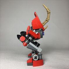 -Lego Mech - walker