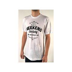 Rebel T-Shirt (White)