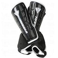 "Vizari Youth Magala Shin Guards Black/Medium by Vizari. $10.64. Vizari Malaga Shin Guards...High Quality Gear! Vizari Youth Malaga Shin Guards feature: Lightweight polypropylene shell for protection Foam padded backing for exceptional comfort Includes padded ankle protection Single calf strap secures fit Colors: Black Pink Sizes: XX-Small (6"") X-Small (7"") Small (7¾"") Medium (81/2"") Large (9"") Vizari...The Best And Most Reliable Soccer Equipment!"