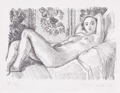 Henri Matisse, 'Little Aurore' 1923