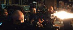 Rick Flag & Deadshot (Floyd Lawton)