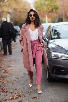 See all the most covetable street style looks from Paris Fashion Week. #WomensFashionIdeas