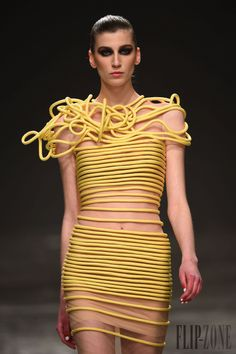 "Jean Louis Sabaji - Haute Couture - Spring/Summer 2015 """