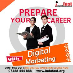 However, you will need proper guidance and a skillful course structure to become a successful digital marketer. Fortunately, INDOFAST has multiple modules and training in the field of digital marketing that meet your expectations. We offer courses for students and professionals with an expert team of trainers in our best Digital Marketing courses institute in Patna for students. For more information visit :www.indofast.org Or contact us on : 7903760898 Affiliate Marketing, Social Media Marketing, Digital Marketing, Marketing Training, Training Programs, Digital Media, How To Become, Web Design, Trainers