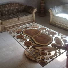 Resin Coffee Table Make an order - Resin crafts - Welcome Haar Design Diy Resin Table, Epoxy Table Top, Epoxy Wood Table, Wooden Dining Tables, Epoxy Resin Countertop, Diy Tisch, Resin Furniture, Furniture Design, Home Design