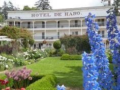 Hotel De Haro- Roche Harbor Resort- San Juan Island, WA