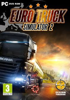 Euro Truck Simulator 2 - Pc, 2015 Amazon Top Rated Games #VideoGames