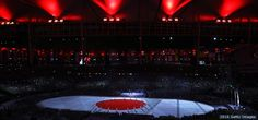 Love Sport Tokyo 2020:     The Japanese national anthem is performed at the Love Sport Tokyo 2020 segment of the Closing Ceremony of the Rio 2016 Olympic Games at Maracana Stadium on Aug. 21, 2016 in Rio de Janeiro.