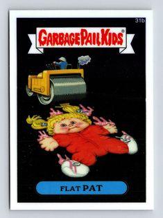 Garbage Pail Kids Mini Cards 2013 Base Card 34a 3-D STEVIE