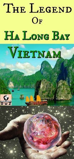 Ha Long Bay, or Halong Bay is the MUST-SEE beauty spot in Vietnam. It's easy to see why with it's emerald waters and jewel-like islets. But what's the legend behind how it got there? And what did the dragons do? Also includes practical trip advice.