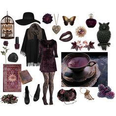 """September"" by jaded-existense on Polyvore"