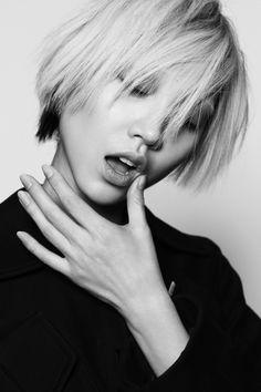 Soo Joo Repinned by www.lecastingparisien.com