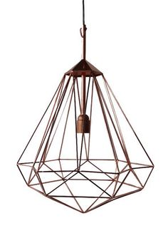 oil rubbed bronze finish edison light bulbs see more suspension diamant m h 55 cm cuivre medium h 55 cm pols