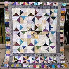 Stitchin' Therapy - Suzanne McNeill's 5-minute block