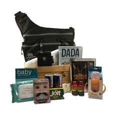 New Dad Essential Crate