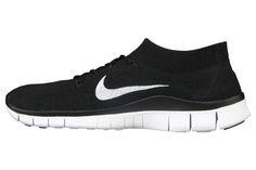 buy popular 4be47 fff6b Nike Free Flyknit 5.0 Triple Black Best On Feet Summit White 615805 010  Jordan 11,
