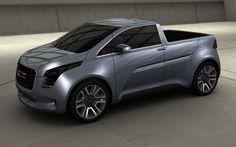 GMC Granite concept compact truck.