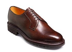 Barker Peebles 3751 Mens Derby Styled Country Lace Up Shoe - Robin Elt Shoes  http://www.robineltshoes.co.uk/store/search/brand/Barker/ #Autumn #Winter #AW14 #2014