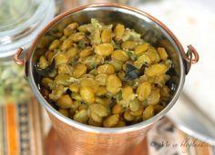 Me in blogland...: Recipe of the month: Karnataka Speciality - Avarekalu Usli