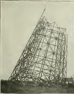 Tesla's Wardenclyffe Tower is Demolished - 1917 - An Engineer's Aspect Wardenclyffe Tower, Nikola Tesla Inventions, Secrets Of The Universe, Conspiracy, Electric, Environment, Tech, Game, History