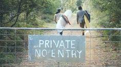 Private - No entry #Surf #Longboard