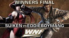 WINNERS FINAL - Suiken (Eliza) vs. eDDIEBOYMANG (Eddy) - WNF 3.1 - Tekken 7 https://www.youtube.com/watch?v=EyDlqdyh9_E&t=64s