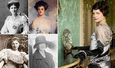 American heiresses who snapped up British blue bloods   Daily Mail Online