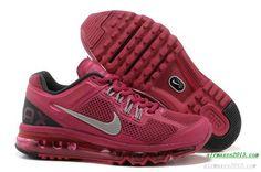 Nike Air Maxes 2013 Cheap Girls Burgundy 555363 602