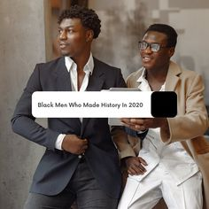 """Growing Up Gupta  Nikita on Instagram: """"Black men that made history in 2020!!! 🙌🏾🖤 Although today is the last day of February, Black history is more than a month. I decided to…"""" Days In February, I Decided, Teaching Kids, Black History, Raising, Black Men, Growing Up, Activities, Photo And Video"""