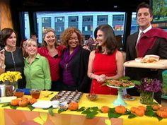 Sunny Anderson's Mini Pecan Pumpkin Pies - ABC News