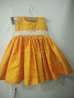 To order WhatsApp on 9703713779 Frock Patterns, Kids Dress Patterns, Baby Girl Fashion, Toddler Fashion, Kids Fashion, Little Girl Dresses, Girls Dresses, Frocks And Gowns, Kids Frocks Design