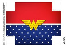 Uau! Veja o que temos para Caixa Mae Maravilha Verso Wonder Woman Cake, Wonder Woman Birthday, Wonder Woman Party, Fun Crafts, Diy And Crafts, Paper Crafts, Anniversaire Wonder Woman, Art Template, Templates