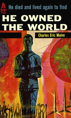 He Owned the World, book cover