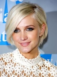 Celebrity Short Hair Styles for Women 2012