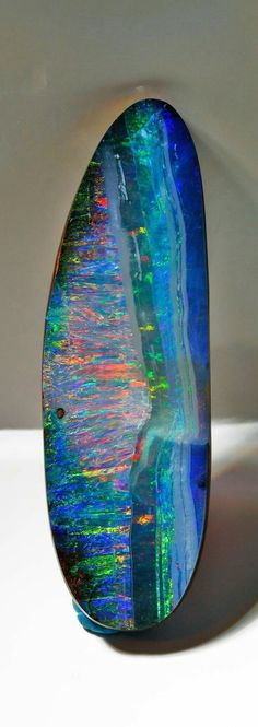 Boulder opal #opal