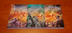 """A Storm of Swords is the third book of an ongoing series of epic fantasy novels """"A Song of Ice and Fire"""""""