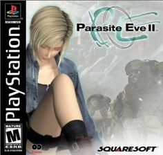 Parasite Eve II (PS1)