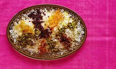 Jewelled rice is among the most famous of Iran's range of pulaos, or rice dishes. Photography by Yuki Sugiura for the Guardian