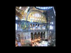 Art History Abbreviated - Hagia Sophia. Constantinople (Istanbul). Anthemius of Tralles and Isidorus of Miletus. 532–537 C.E. Brick and ceramic elements with stone and mosaic veneer.