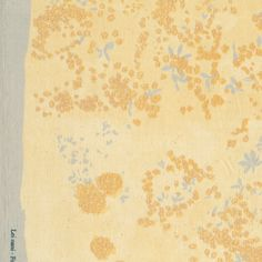 Nani Nani Iro Kokka giapponese tessuto Lei - per bella corolla - Nobana - 50cm