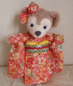 ShellieMay kawaii! - outfit costume Disney bear