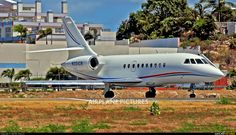 Private N201CR aircraft at Sint Maarten - Princess Juliana Intl photo