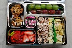 kid lunches. SO many great ideas here. I should pass this along to @Meredith Cratsenberg