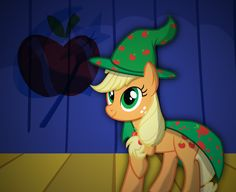 The Great and Powerful Applejack by Spectty.deviantart.com on @deviantART