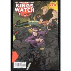 Kings Watch #2 Dynamite Comic Book Subscription Cover Variant