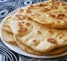 Our Gourmet Recipes: Naan Recipe