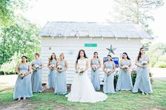 Kaycee and Mac's wedding was the essence of Southern charm. The wedding took place at The Corry House, a historic home near...