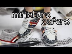 How to Make: Boots for Ken Doll (EASY) - YouTube
