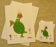 24 best grateful dead birthday cards images on pinterest grateful dead birthday card dancing terrapin regular size card and mini version a lunar eclipse cartoon birthday card m4hsunfo