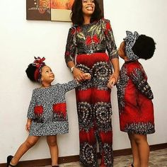 Mummy and Us. Custom made African print clothings, made to measure for you Ankara Styles For Kids, African Dresses For Kids, Latest African Fashion Dresses, African Print Fashion, Africa Fashion, African Clothes, African Attire, African Wear, African Style